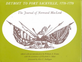 Detroit to Fort Sackville, 1778-79