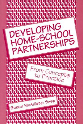 Developing Home-School Partnerships