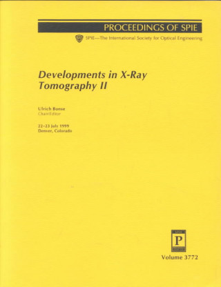 Developments in X-Ray Tomography