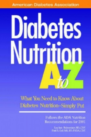 Diabetes Nutrition a to Z