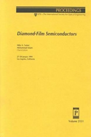 Diamond Film Semiconductors/Volume 2151