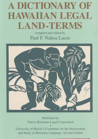 Dictionary of Hawaiian Legal Land-Terms