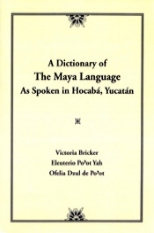 Dictionary of the Maya Language