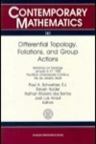 Differential Topology, Foliations and Group Actions