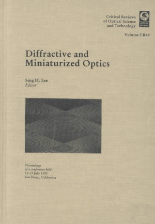 Diffractive and Miniaturized Optics