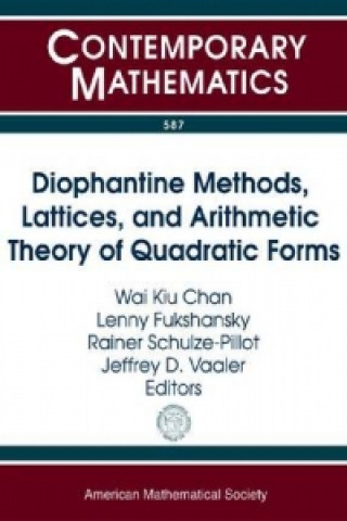 Diophantine Methods, Lattices, and Arithmetic Theory of Quadratic Forms