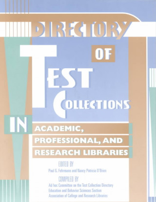 Directory Test Collections in Academic Prof & L