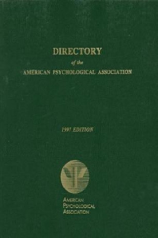 Directory of the American Psychological Association