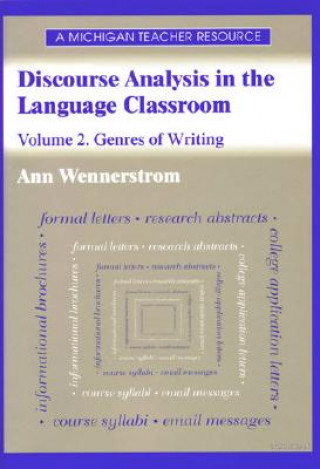 Discourse Analysis in the Language Classroom