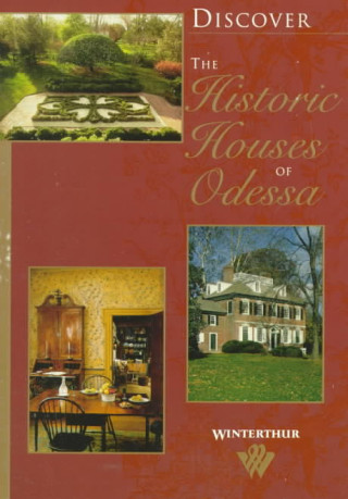 Discover the Historic Houses of Odessa