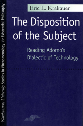 Disposition of the Subject