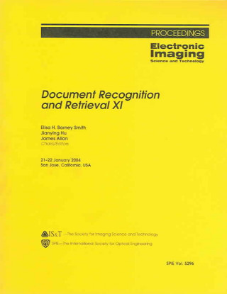 Document Recognition and Retrieval XI