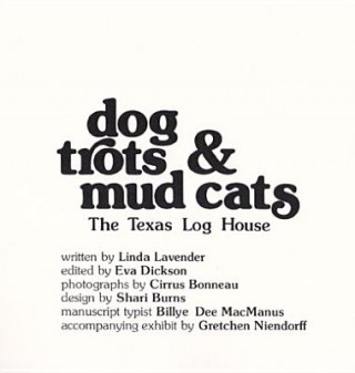 Dog Trots & Mud Cats