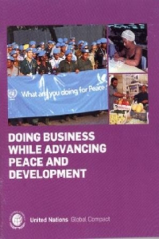 Doing Business While Advancing Peace and Development