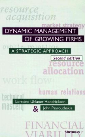 Dynamic Management of Growing Firms