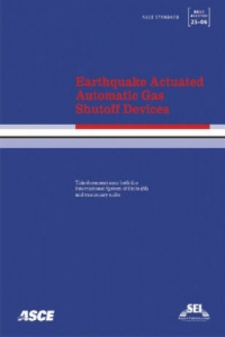 Earthquake Actuated Automatic Gas Shutoff Devices