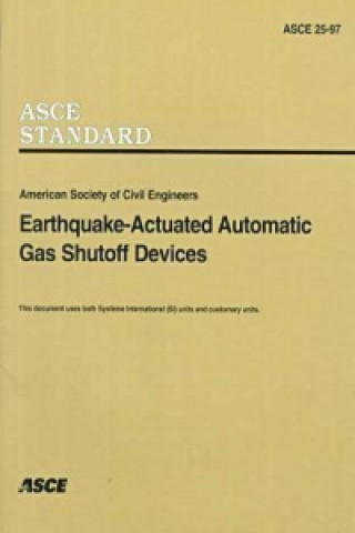 Earthquake-actuated Automatic Gas Shutoff Devices