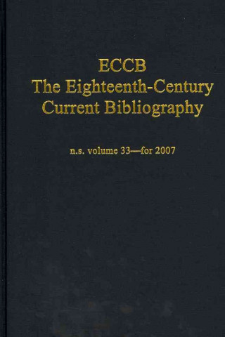 ECCB: the Eighteenth-century Current Bibliography