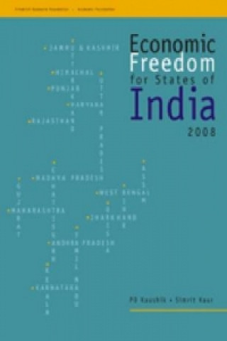 Economic Freedom for States of India 2008