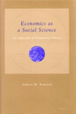 Economics as a Social Science