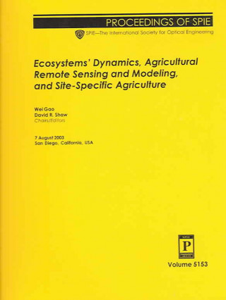 Ecosystems Dynamics, Agricultural Remote Sensing and Modeling, and Site-specific Agriculture
