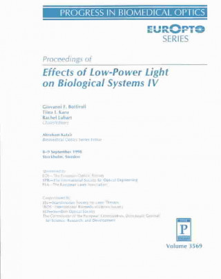 Effects of Low-power Light on Biological Systems
