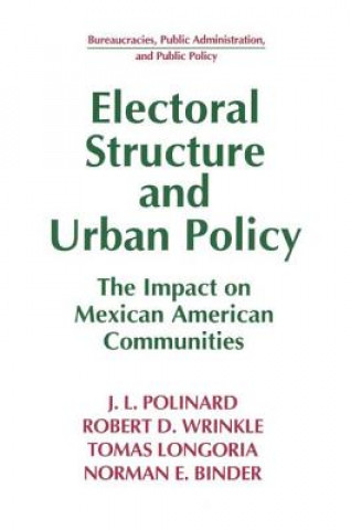 Electoral Structure and Urban Policy