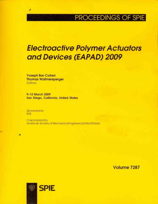Electroactive Polymer Actuators and Devices (EAPAD) 2009