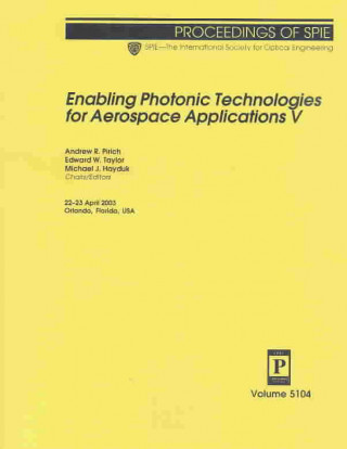 Enabling Photonic Technologies for Aerospace Applications