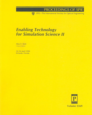 Enabling Technology for Simulation Science II