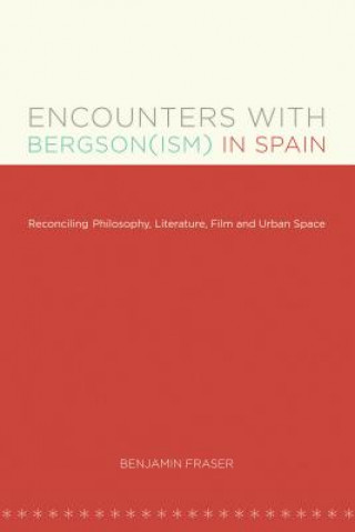 Encounters with Bergson(ism) in Spain