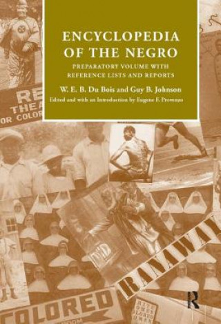 Encyclopedia of the Negro, a Prospectus