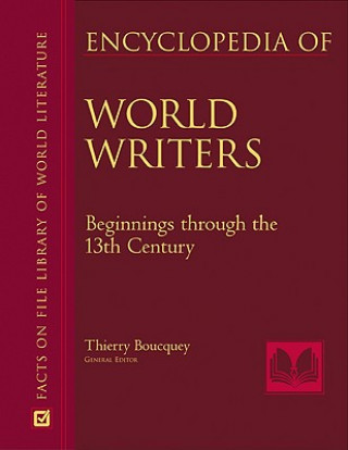 Encyclopedia of World Writers