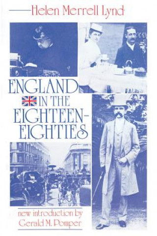 England in the 1880'S
