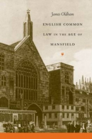 English Common Law in the Age of Mansfield