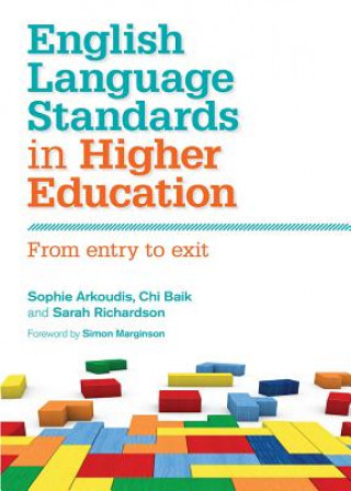 English Language Standards in Higher Education