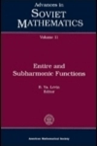 Entire and Subharmonic Functions