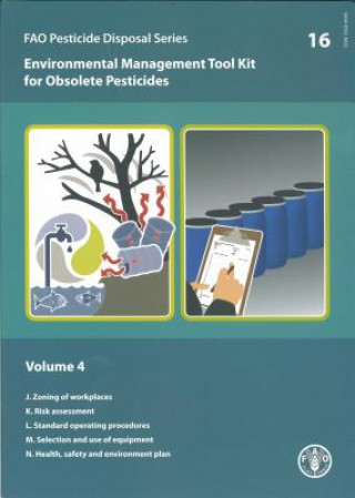 Environmental Management Tool Kit for Obsolete Pesticides