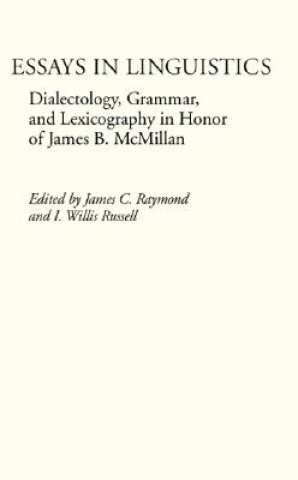 Essays in Linguistics