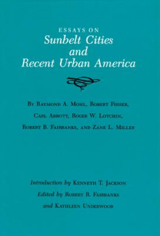 Essays Sunbelt Cities #23