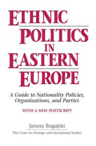 Ethnic Politics in Eastern Europe