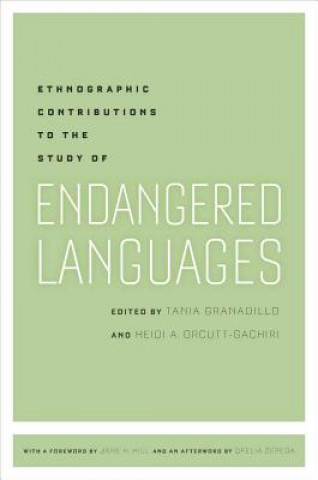 Ethnographic Contributions to the Study of Endangered Languages
