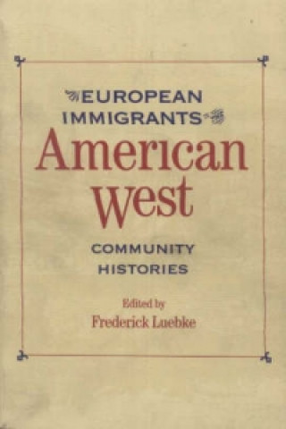 European Immigrants in the American West