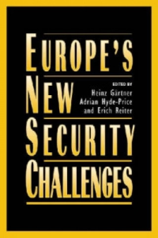 Europe's New Security Challenges