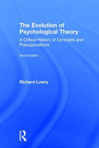Evolution of Psychological Theory