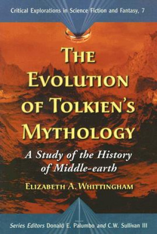 Evolution of Tolkien's Mythology