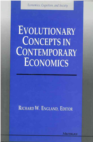 Evolutionary Concepts in Contemporary Economics