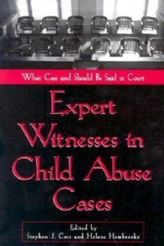 Expert Witnesses in Child Abuse Cases