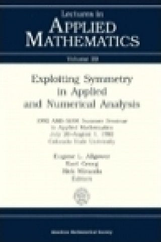 Exploiting Symmetry in Applied and Numerical Analysis