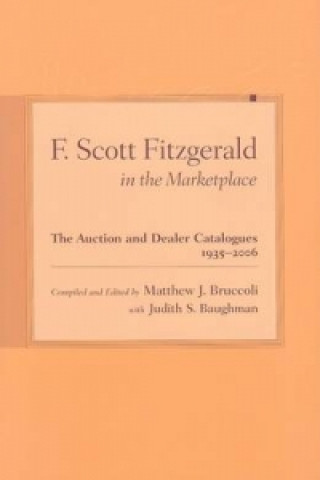 F. Scott Fitzgerald in the Marketplace